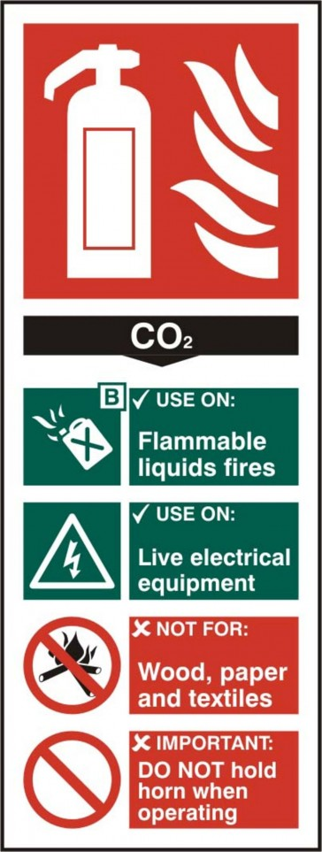 Fire Extinguishers (CO2)