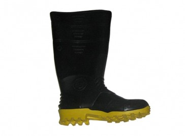 Hillson Torepedo - Industrial Gum Boot with Steel Toe