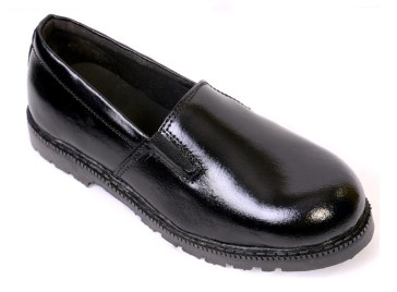 Ladies Safety Shoes : Model : Black Belly.